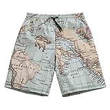 Mens Ultra Quick Dry Tellurion Fashion Board Shorts