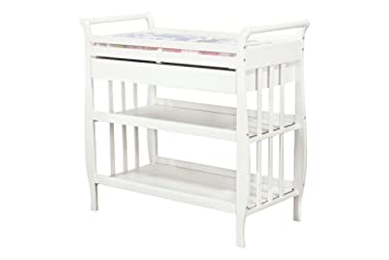 Elegant DaVinci Emily Baby Changing Table   White (Discontinued By Manufacturer)