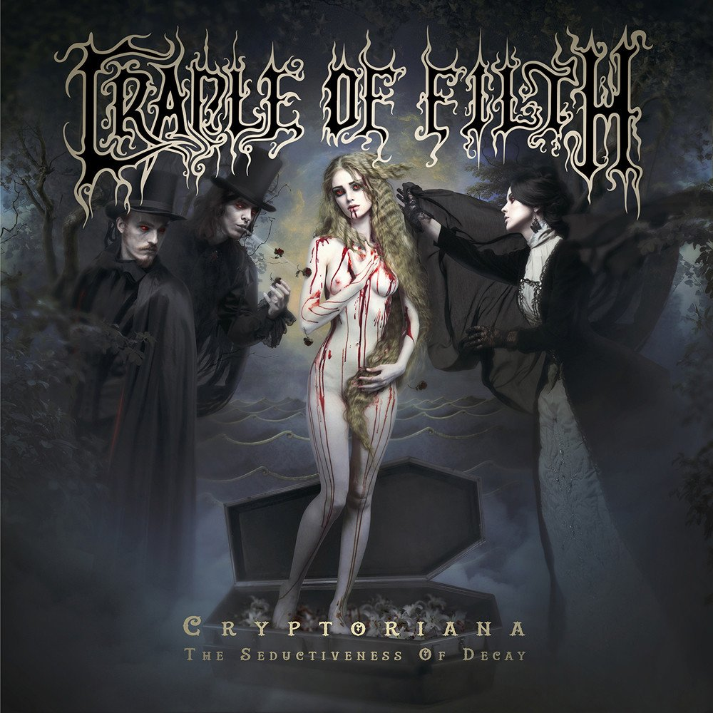 Cradle of Filth - Cryptoriana: The Seductiveness Of Decay (United Kingdom - Import, 2PC)