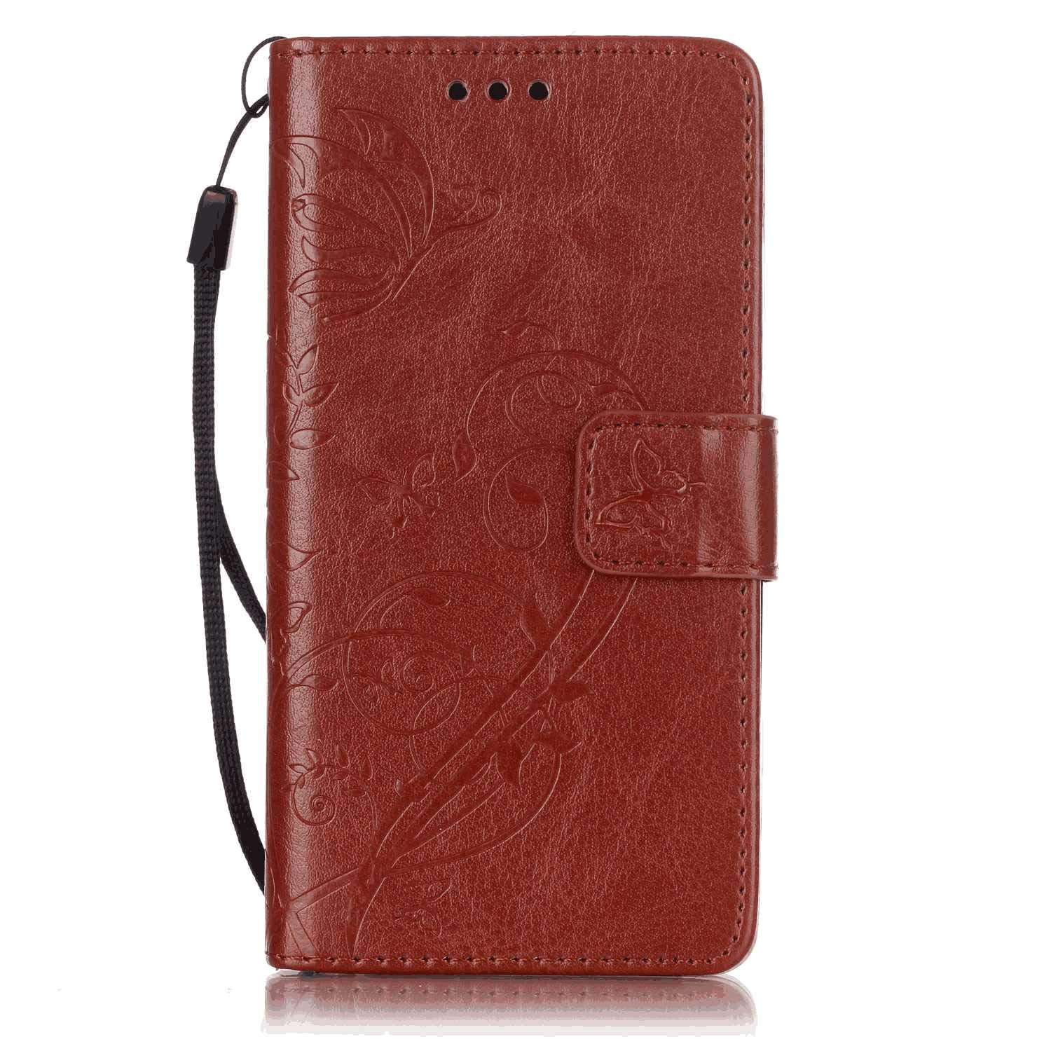 Cover for Huawei P20 Pro Leather Mobile Phone case Kickstand Card Holders Extra-Shockproof Business with Free Waterproof-Bag Huawei P20 Pro Flip Case