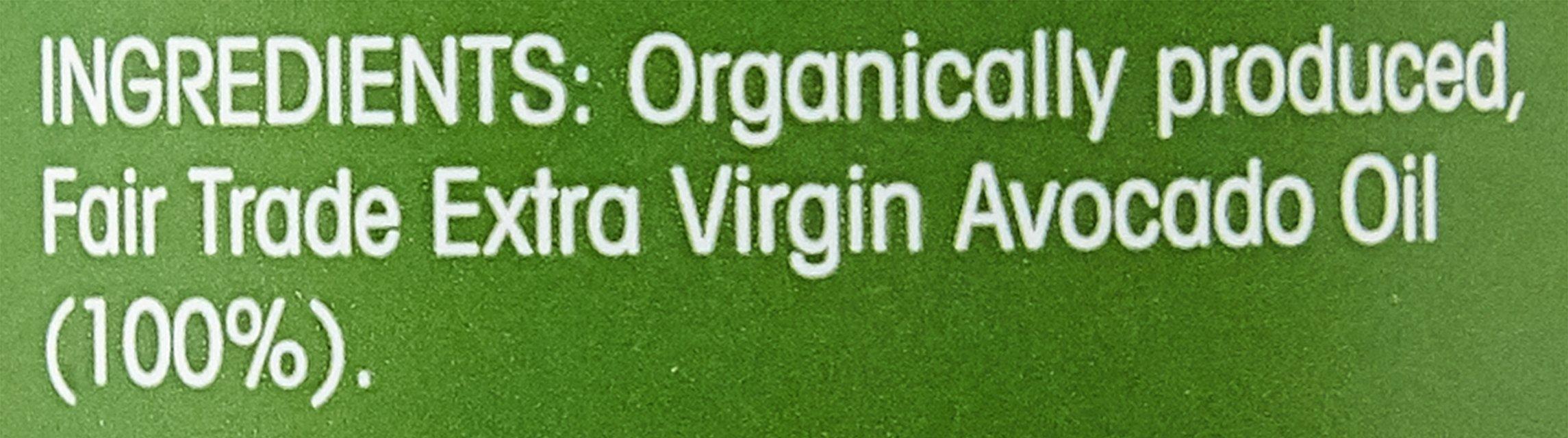 Olivado Org Extra Virgin Avocado Oil 250ml