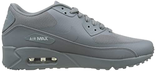 timeless design 9d583 18a85 Amazon.com   Nike Mens Air Max 90 Ultra 2.0 Essential, Cool Grey Cool Grey Wolf  Grey Cool Grey, 9.5 D(M) US   Road Running