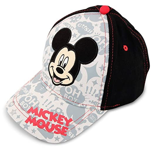 Image Unavailable. Image not available for. Color  Disney Little Boys  Mickey Mouse Clubhouse Cotton Baseball Cap ... acffd5db8f8e