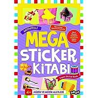 Mega Sticker - Müzik ve Müzik Aletleri