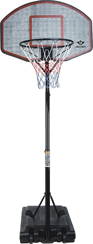 Canasta de baloncesto estándar, de 190a 260cm de 190a 260cm Engelhart