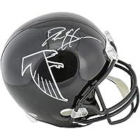 $412 » Falcons Deion Sanders Signed Full Size TB Rep Helmet BAS Witnessed - Autographed NFL Helmets