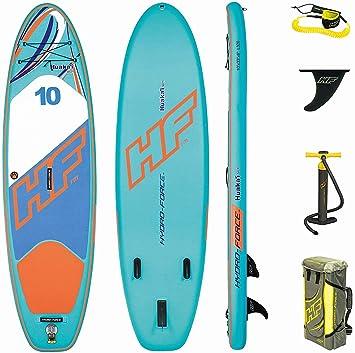 Bestway Hydro Force Huakai Tech - Tabla de Surf Hinchable ...