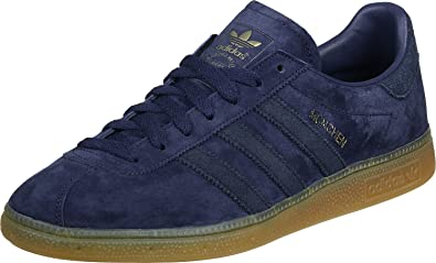 749b128eba2 adidas Originals Munchen Mens Trainers Sneakers (UK 6 US 6.5 EU 39 1/3