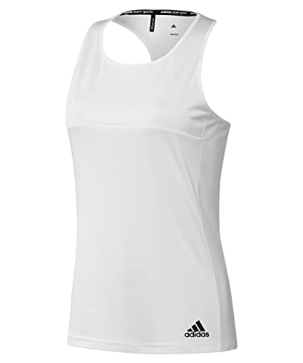 Adidas Camiseta de Tirantes T16 Clima, Mujer, Oberbekleidung T16 Clima Tank tee, Negro
