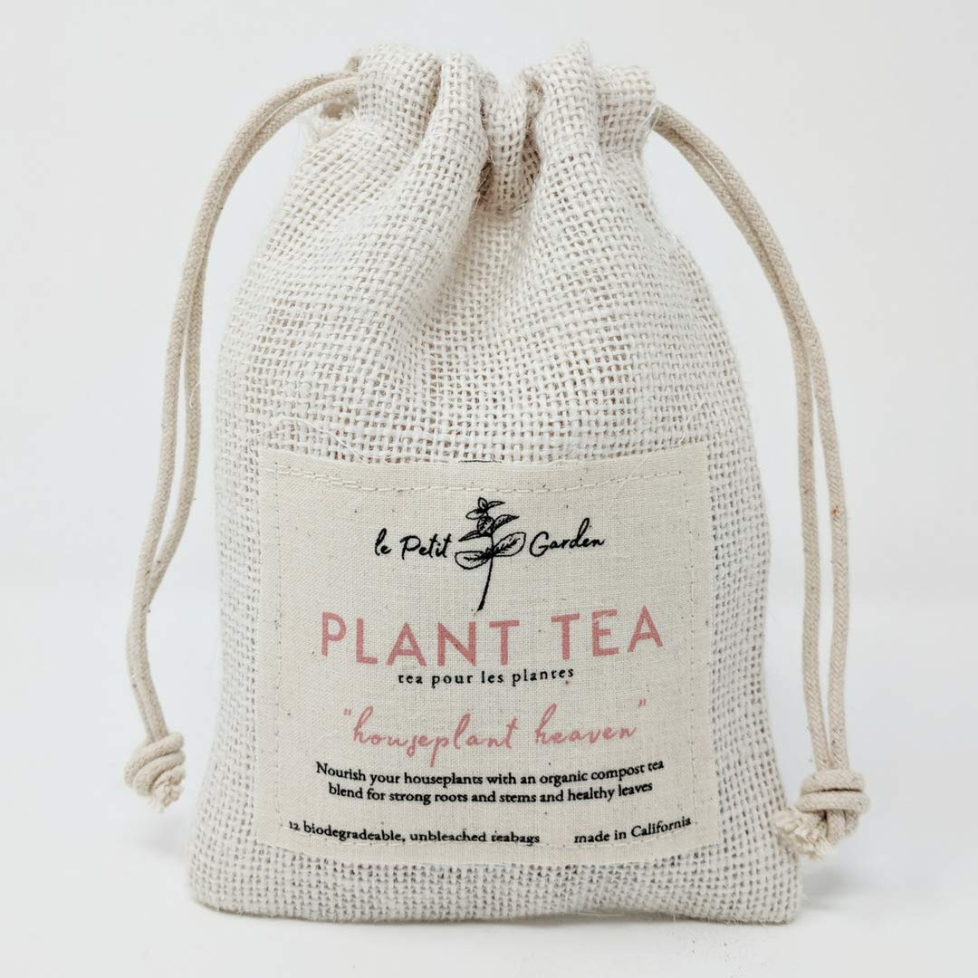 Plant Tea - Foliage Fertilizer - 'Houseplant Heaven' (Organic Compost Tea)