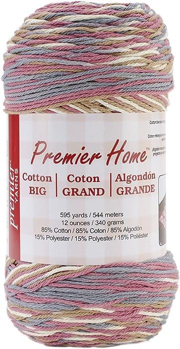 The Best Premier Home Grande Cotton Yarn