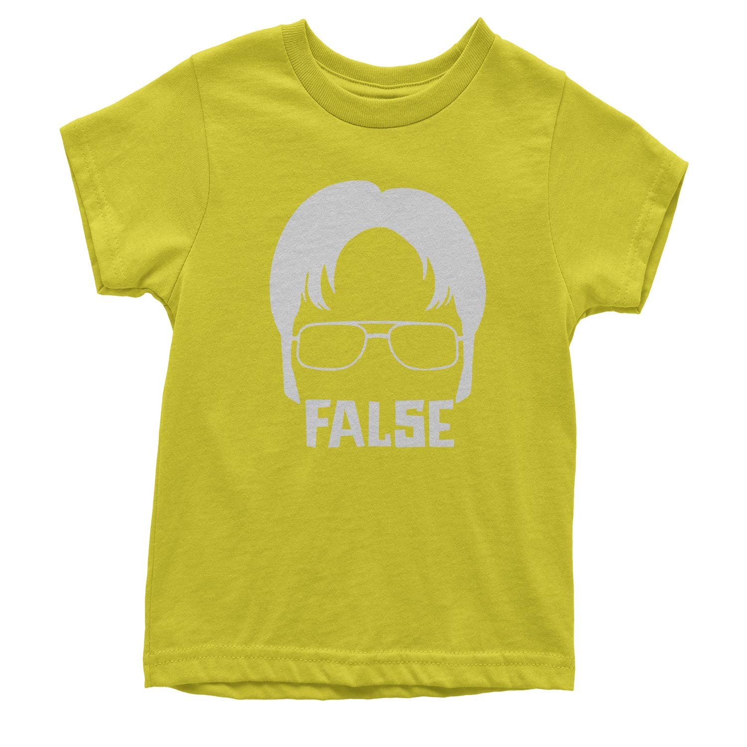 Expression Tees Dwight False Youth T-Shirt