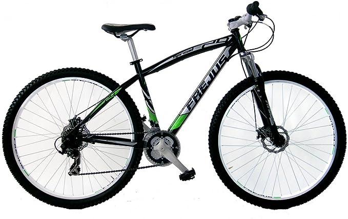Frejus 29 /29 pulgadas Mountain Bike MTB Discos de Freno Hardtail Grips de 21 velocidades hift, plata: Amazon.es: Deportes y aire libre