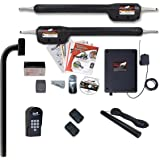 Mighty Mule Estate Dual Gate Opener Package for Heavy Duty Swing Gates for 18' Long or 850 lb (MM-ESTATEDUAL)