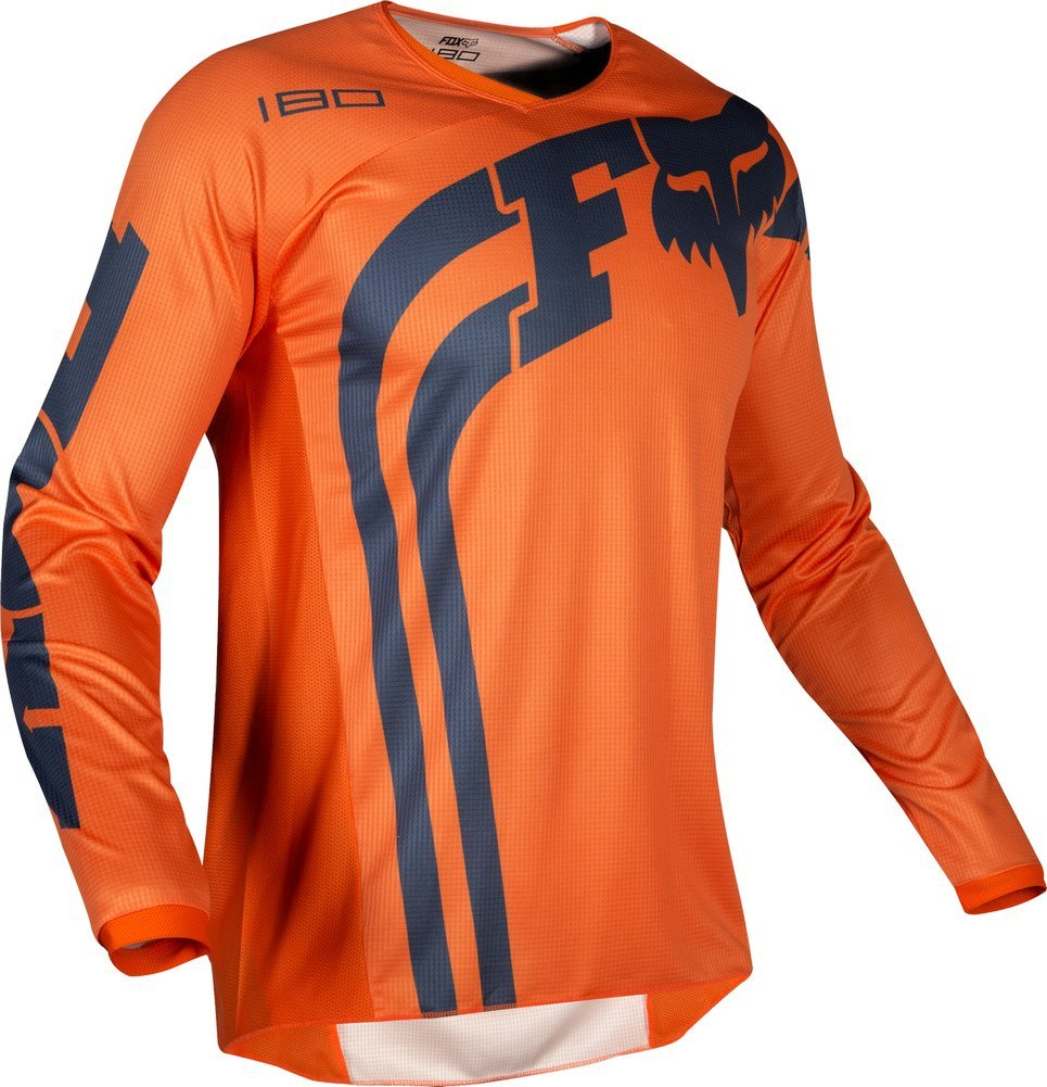 Fox Racing 2019 180 COTA Jersey and Pants Combo Offroad Gear Set Adult Mens Orange Large Jersey//Pants 34W