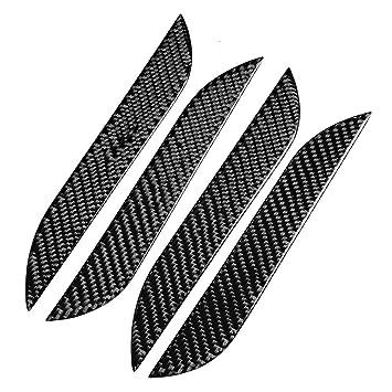 Amazon.com: Cubierta para manija de puerta exterior de coche ...