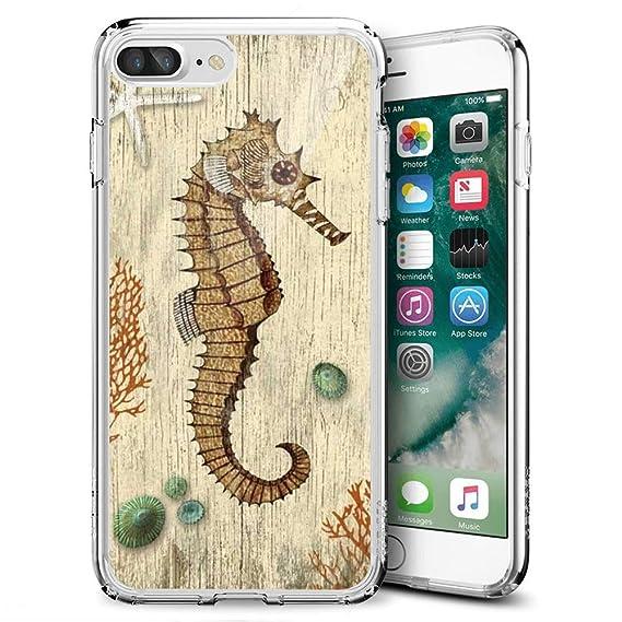 iphone 8 case seahorse