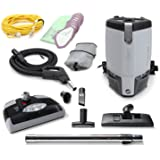 NEW 2014 Proteam ProVac With power head Backpack 6 qt Vacuum Cleaner FS6