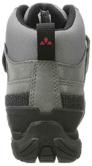 Vaude Tsali Am Mid Stx, Zapatillas de Ciclismo de Montaña Unisex Adulto, Gris (Anthracite), 41 EU amazon-shoes el-negro