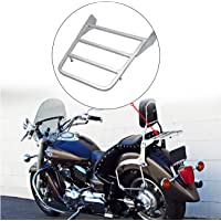 Sange Moto portaequipajes Chrome Sissy Bar para Yamaha