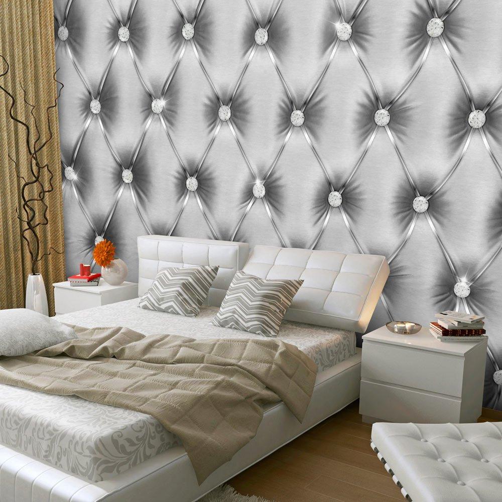 Murando - - - Fototapete 400x280 cm - Vlies Tapete - Moderne Wanddeko - Design Tapete - Wandtapete - Wand Dekoration - Leder weiß modern f-B-0039-a-a B01MQGSMBR Wandtattoos & Wandbilder 48338b