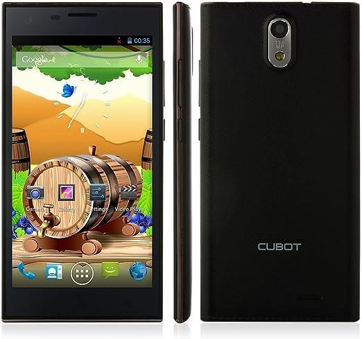 Cubot S308 - Smartphone libre (3G, pantalla de 5
