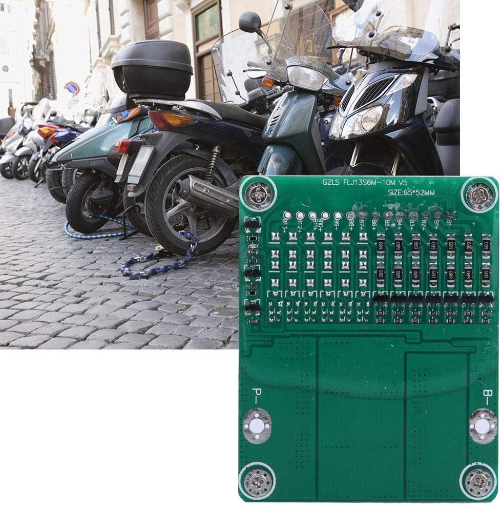 25A 500W Li-Ionen-Lithium-Batterie-Schutzplatine BMS-Platine mit Waage 7S 24V Li-Ionen-Schutzplatine