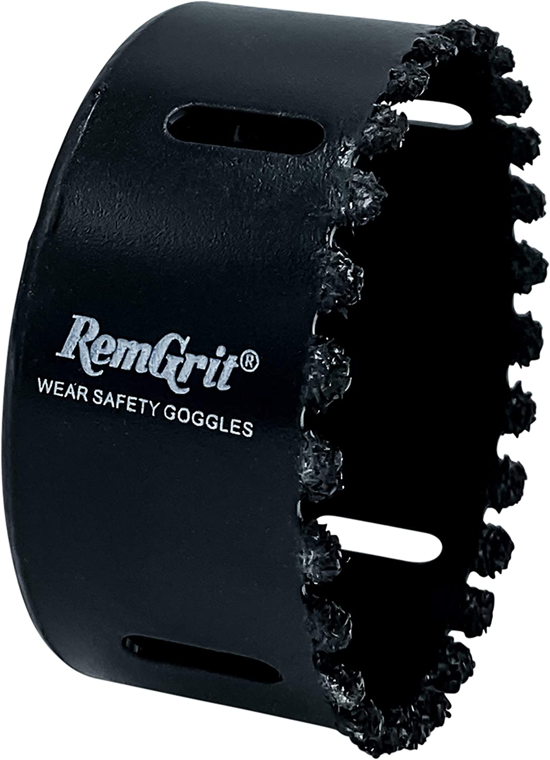114mm Disston E0206018 4-1//2-Inch RemGrit Carbide Grit Hole Saws