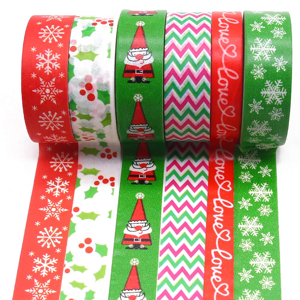 Holiday duct tape