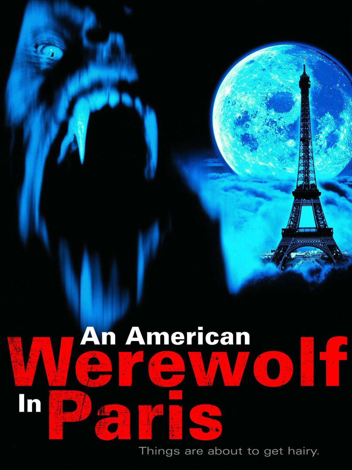 watch american werewolf in paris free online