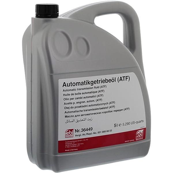Febi 100253 Filtros de Aceite