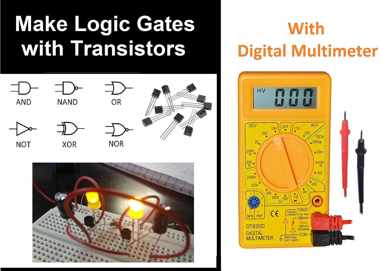 Or Gate Circuit Diagram Using Diode Digital Logic Gate Tutorial