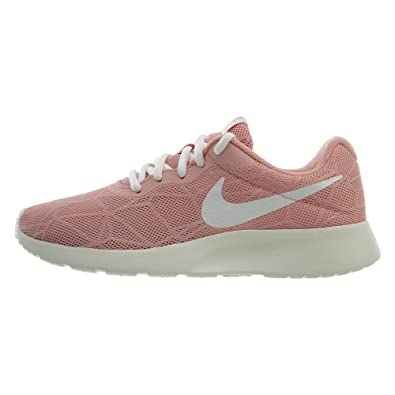 Nike Tanjun Damen-Sportschuhe Rosa 844908603 36,5 EU: Amazon.de ...