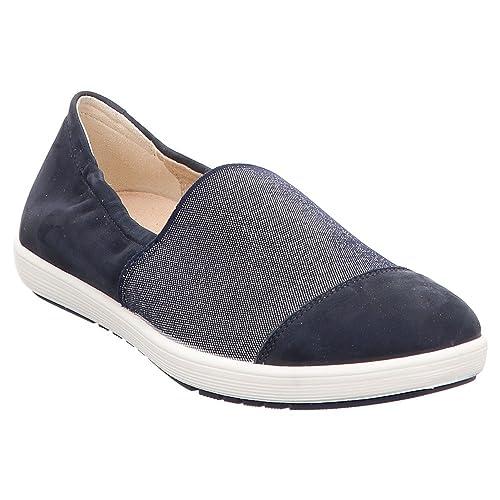 Superfit Mocasines de Piel Para Mujer, Color Morado, Talla 40 EU: Amazon.es: Zapatos y complementos