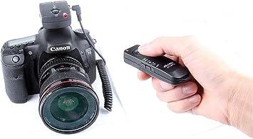Disparador a distancia sr-c1 para Canon cámaras