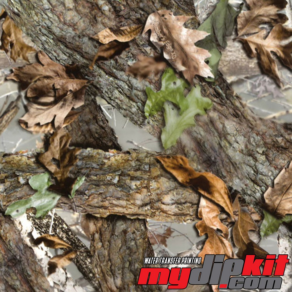 Water Transfer Printing Film - Hydrographic Film - Hydro Dipping - Timber Edge XD Camo - RC-442 by MyDipKit