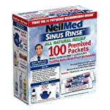 NeilMed Sinus Rinse Refill Packets-100ct
