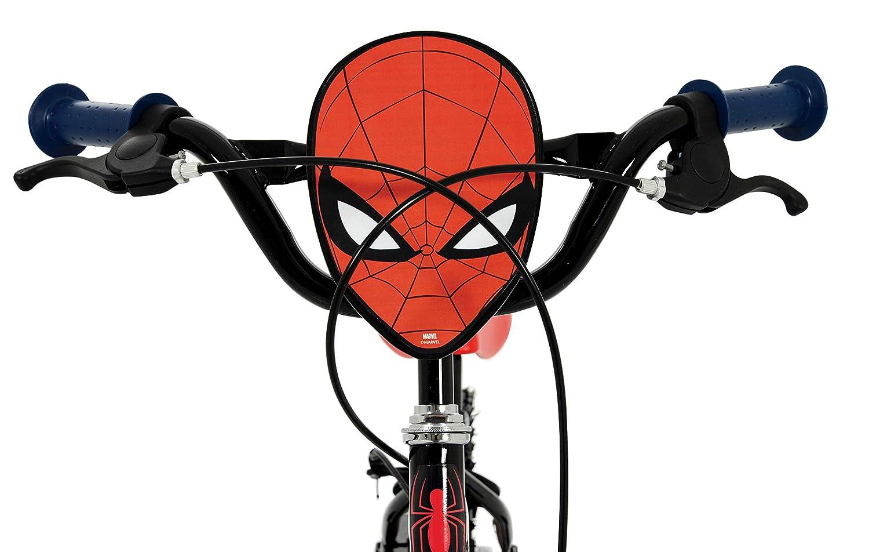 Amazon.com: MV Sports Spiderman - Bicicleta de 14 pulgadas ...