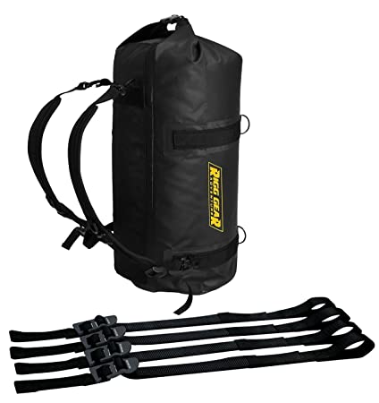 4cf71bf80f Amazon.com  Nelson-Rigg SE-1030-BLK 30 L Ridge Roll Dry Duffle Bag ...