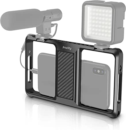 SMALLRIG CPU2391 - Estabilizador de vídeo para smartphone, soporte ...