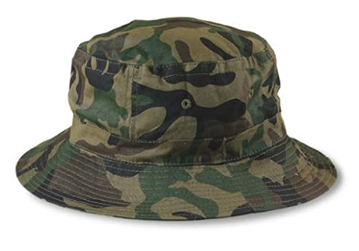 9efca4a0642 Image Unavailable. Image not available for. Color  Cobra Cotton Bucket Hat  Great for Golf Camo-Large-Xlarge