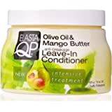 Elasta QP Leave-In Conditioner, Olive Oil/Mango Butter, 15 Ounce by ElastaQP