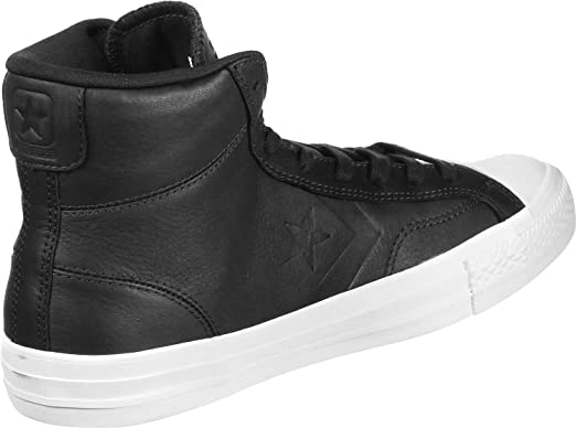 f31916f8df4946 spain converse mens star player hi leather trainers amazon shoes bags 3b2ff  626a3