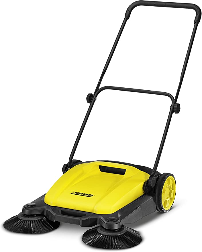 Karcher 1.766-303.0 S650 Cleaner - Best Lawn Sweeper for Big Areas
