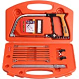 Handsaws Set, DIY Multifunction Bow Saw for Kitchen Glass Tile Wood Metal Plastic