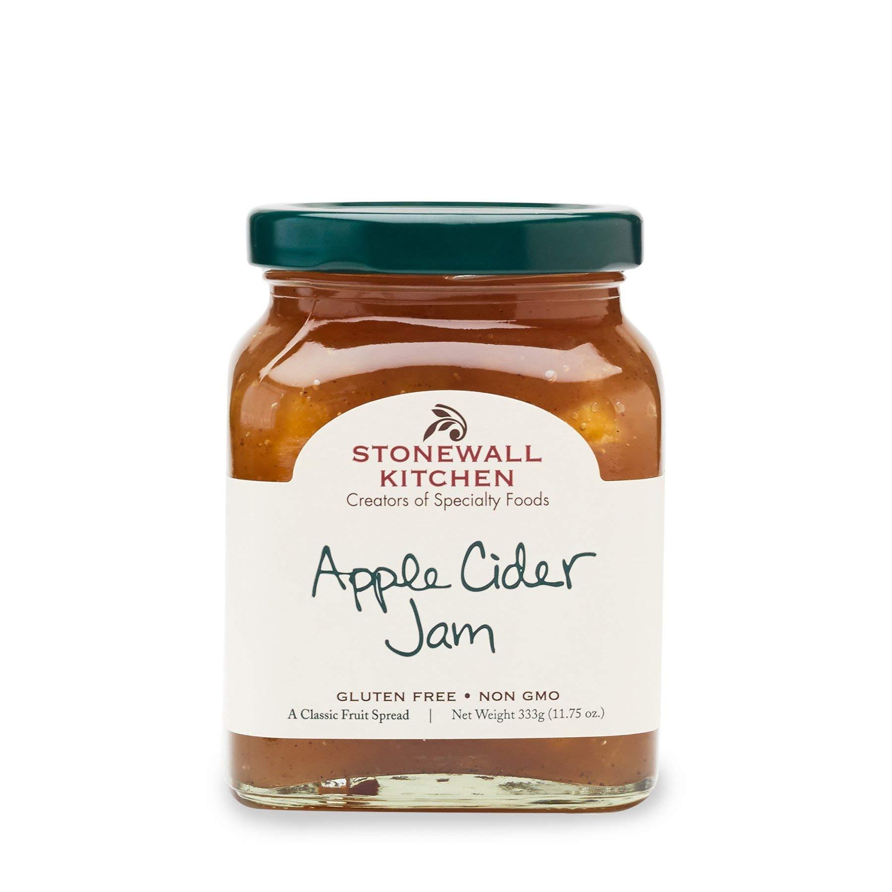 Stonewall Kitchen Apple Cider Jam, 11.75 Ounces
