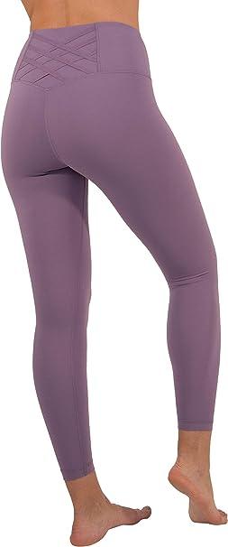 Amazon.com: Yogalicious - Leggings de cintura alta a prueba ...