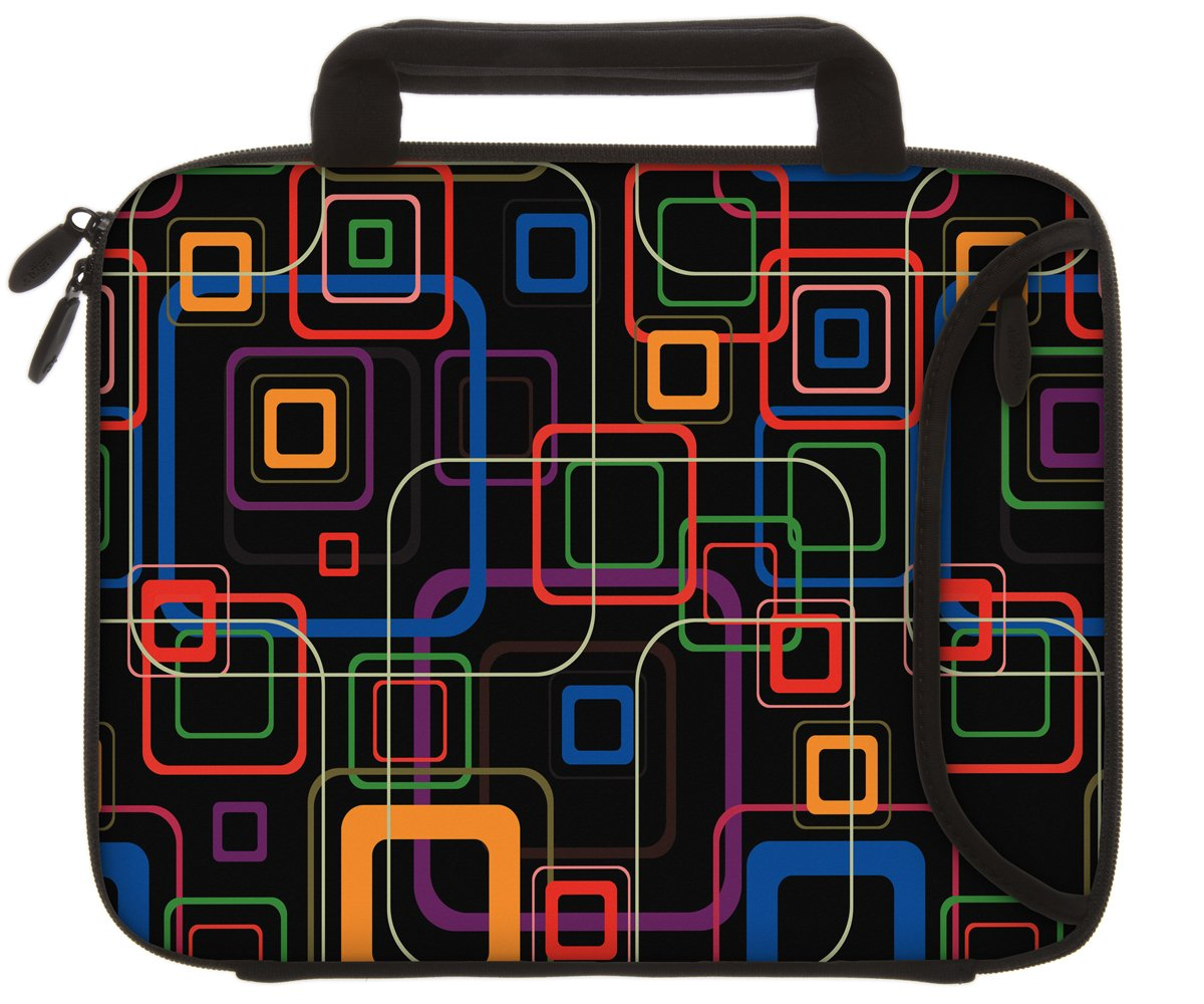 Designer Sleeves iPad Case with Handles iPad-MTRX