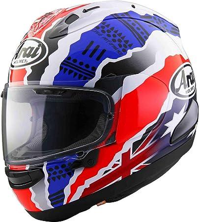 casco integral de motocicleta el envío libre casco Arai ECE azul