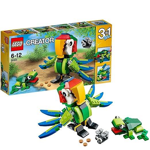 39 opinioni per LEGO Creator 31031- Animali Della